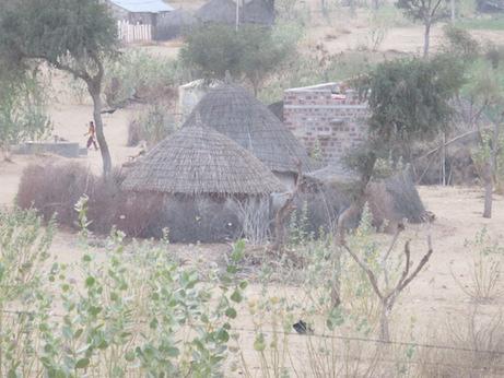 Thar Desert settlement