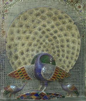 Mor Chowk (Patio of the Peacocks)