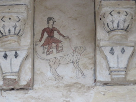 Painting of Cheetah, Amber Fort