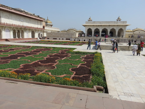 Anguri Bagh (Garden of Grapes), Agra Fort