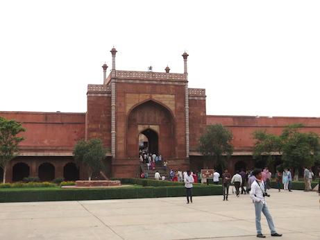 South Gate, Taj Mahal