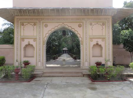 The Bagh, Bharatpur