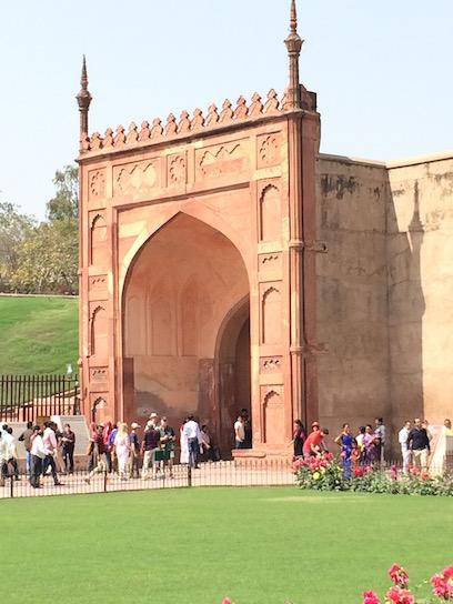 Shah Jahani Gate, Agra Fort