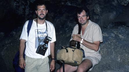 Mark Carwardine and Douglas Adams